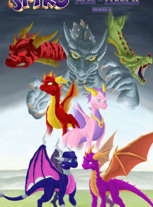 The Legend Of Spyro Age Of Heroes 1,2,3