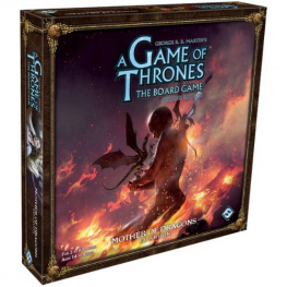 A Game of Thrones - The Board Game: Mother of Dragons