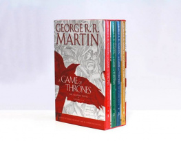 A Game of Thrones - The Graphic Novels Volumes 1 – 4 - George R. R. Martin