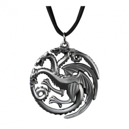 Amulet Game of Thrones - Targaryen