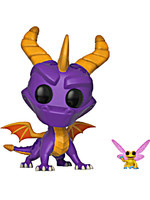Figurka Spyro - Spyro and Spark (Funko POP!)