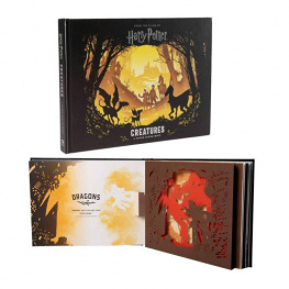 Harry Potter 3D Pop-Up Book Creatures