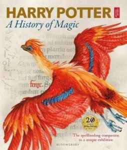 Harry Potter - A History of Magic : The Book of the Exhibition - poškozeno