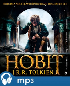 Hobit, mp3 - J. R. R. Tolkien