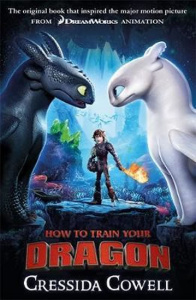 How to Train Your Dragon : Book 1 - Cressida Cowellová