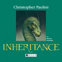 Inheritance - audiokniha