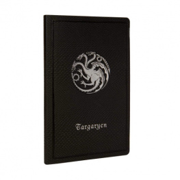Insight Editions Zápisník Game of Thrones - Targaryen Logo