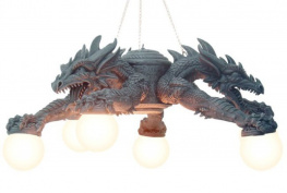 lampa Dragon