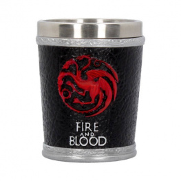 Nemesis Now Panák Game of Thrones - Fire & Blood 50ml