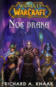 Noc draka - Richard A. Knaak