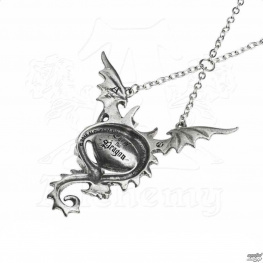 obojek ALCHEMY GOTHIC - Eye Of The Dragon