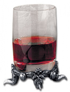 panák Dragon's Claw Shot Glass  ALCHEMY GOTHIC