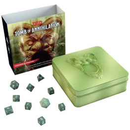 Sada kostek Dungeons & Dragons: Tomb of Annihilation