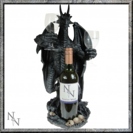 stojan na víno Dragon Wine Guardian