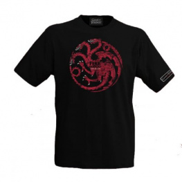 Tričko Game of Thrones - Targaryen: Fire and Blood